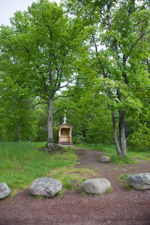 Valaam. An Icon Chapel \