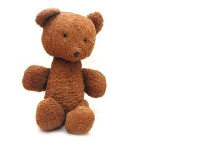 brown teddy bear Stock Photo