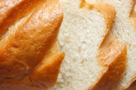 aliments: Boulangerie des denr�es alimentaires. Tourn� dans un studio Banque d'images