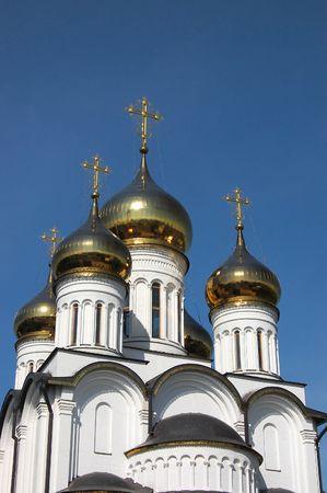 Vintage church, Pereslavl-Zalesskiy, Russia photo