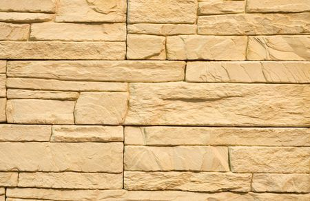 Structure of a stone wall Stock Photo - 6667105
