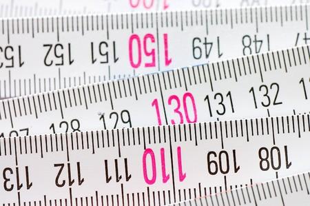 millimetre: Centimetric ruler
