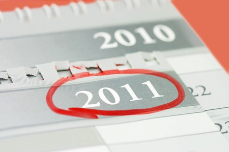 Noted date on a calendar Stock Photo - 7101438