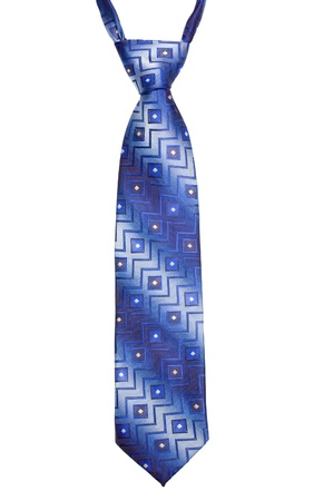 Luxury tie on white background Stock Photo - 8926083