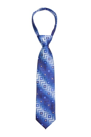 Luxury tie on white background Stock Photo - 9177323