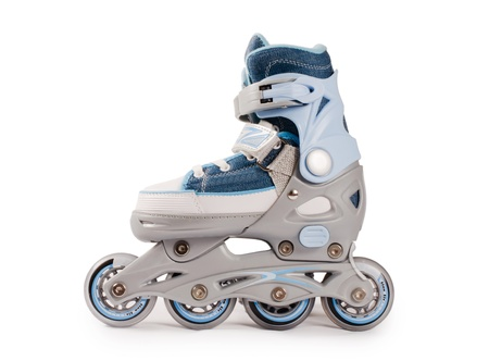Childrens new rollers photo