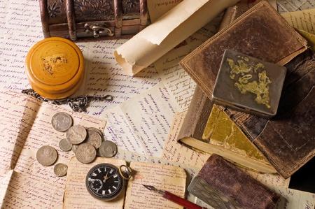 prosa: Vecchie lettere con varie cose