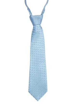 Luxury man's tie isolated on white background Stock Photo - 11547721