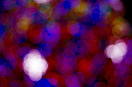 abstract glowing circles on a colorful background Stock Photo - 12457009