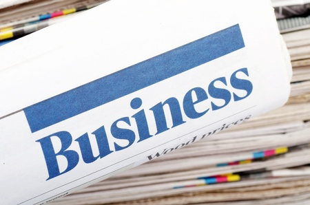 news paper: The business newspaper