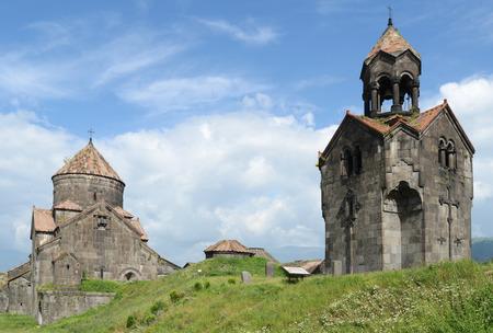 monastic: Medieval Armenian monastic complex Haghpatavank
