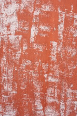 rusty metal background with yellow spots Imagens