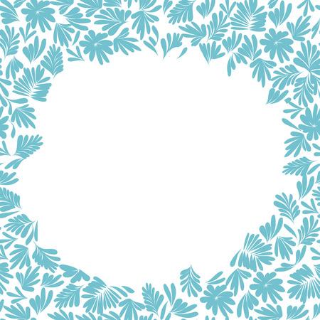 backgroung: Seamless Fern Pattern backgroung