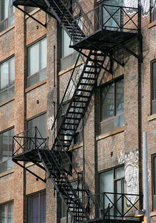 Fire Stairwell 2 photo