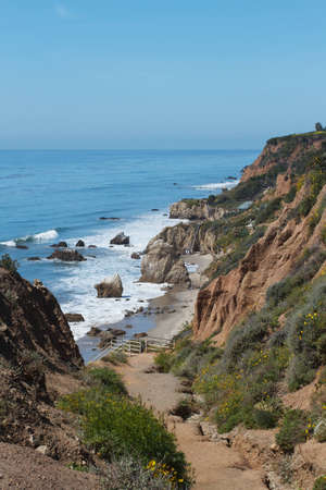 California Coastline Stock Photo - 11047287