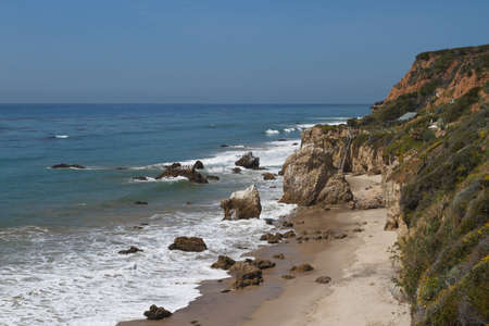 California Coastline Stock Photo - 11047298