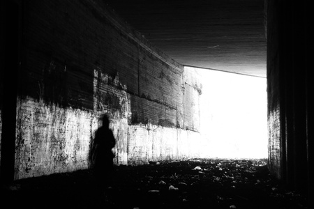 light at the end of the tunnel: Walking towards the light Editorial