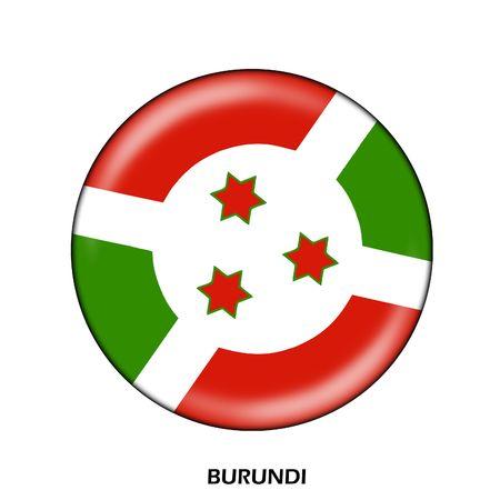 burundi: national flag of burundi