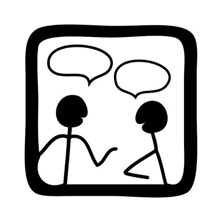 talking clipart