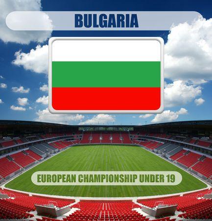 european championship: european championship under 19 - bulgaria
