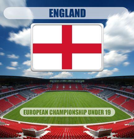 european championship: european championship under 19 - england