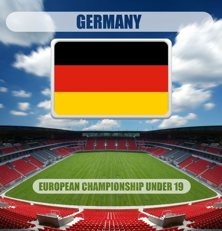 19: european championship under 19 - germany