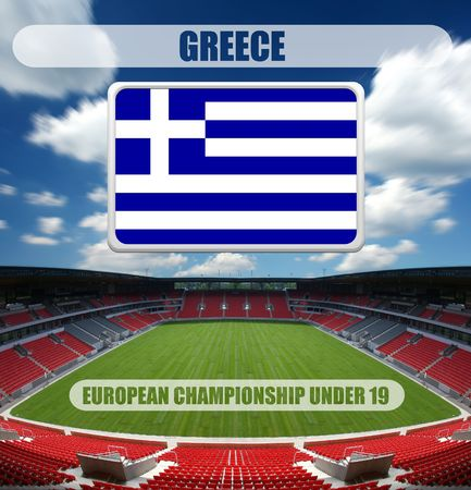 european championship: european championship under 19 - greece