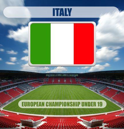 european championship: european championship under 19 - italy