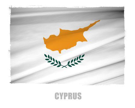 cyprus: national flag of cyprus