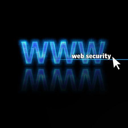 web security photo