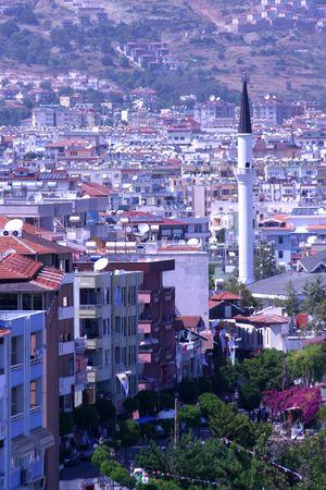 Alanya: alanya city
