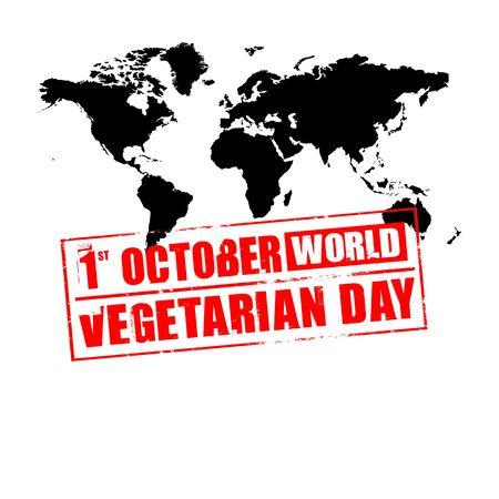 world vegetarian day photo