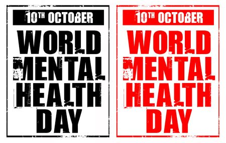 10th october - world mental health day