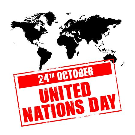 united nations: october 24 - united nations day