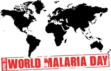 april 25 - world malaria day photo