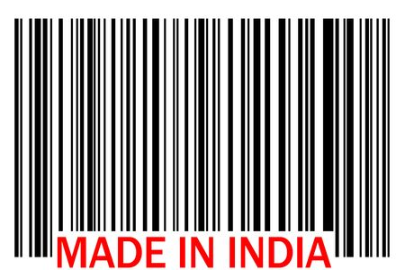 made in india bar code