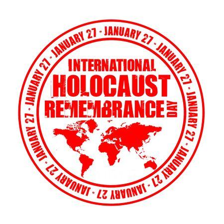 holocaust: january 27 - international holocaust remembrance day