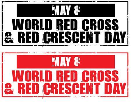 rood kruis: 8 mei - Wereld Rode Kruis en de Rode Halve Maan dag