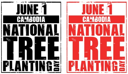 tree planting: june 1 - cambodia - national tree planting day