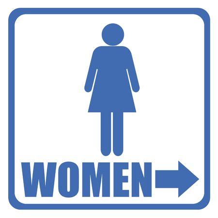 wc: wc - women