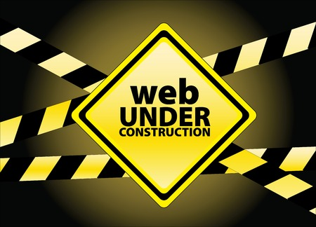 web under construction Stock Vector - 5263637