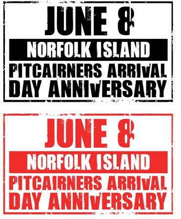 june 8 - norfolk island