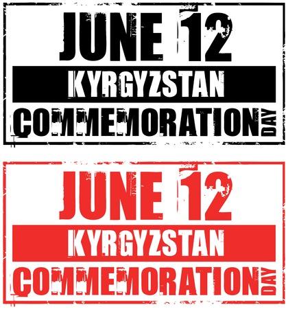 kyrgyzstan: 12 de junio - Kirguist�n