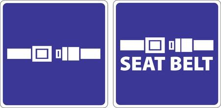 seat belt Stock Vector - 5453666