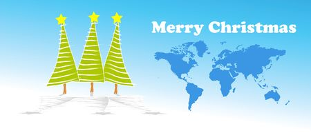 merry christmas Stock Photo - 5569601