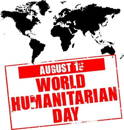 humanitarian: world humanitarian day