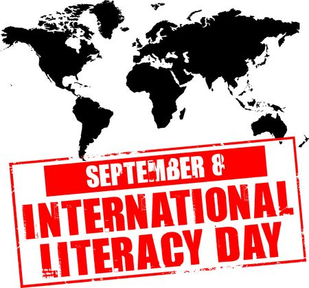 international literacy day Stock Photo