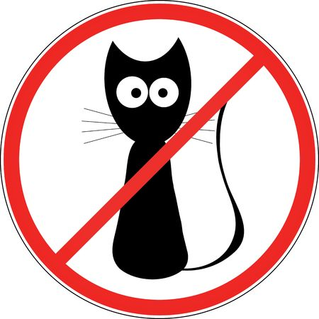 no cats Stock Photo - 5735535