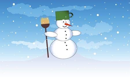 christmas illustration Stock Illustration - 5770555
