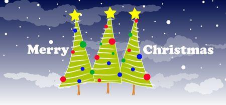 merry christmas Stock Photo - 6123653